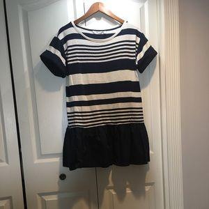 Vineyard vines Mixed Media T-Shirt Dress size S